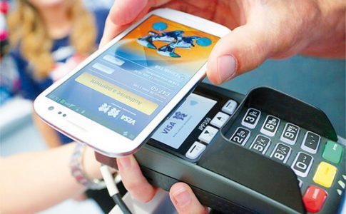 Contact Less Payments