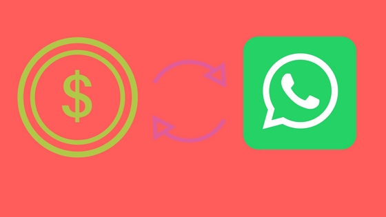 How to send and receive payments through WhatsApp