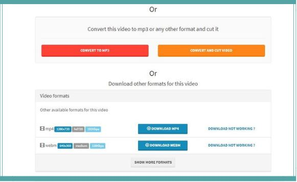 Simple ways for Youtube video downloader to your phone and PC