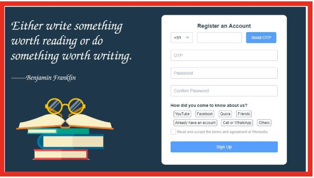 write articles and earn money in india